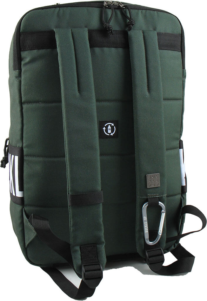Backpack Buckle Up Achiel Ever Green