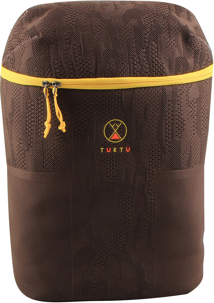 Backpack Tuktu Akna Molasses Brown