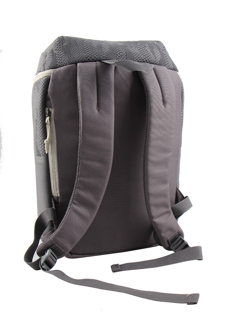 Backpack Tuktu Akna Skin Grey