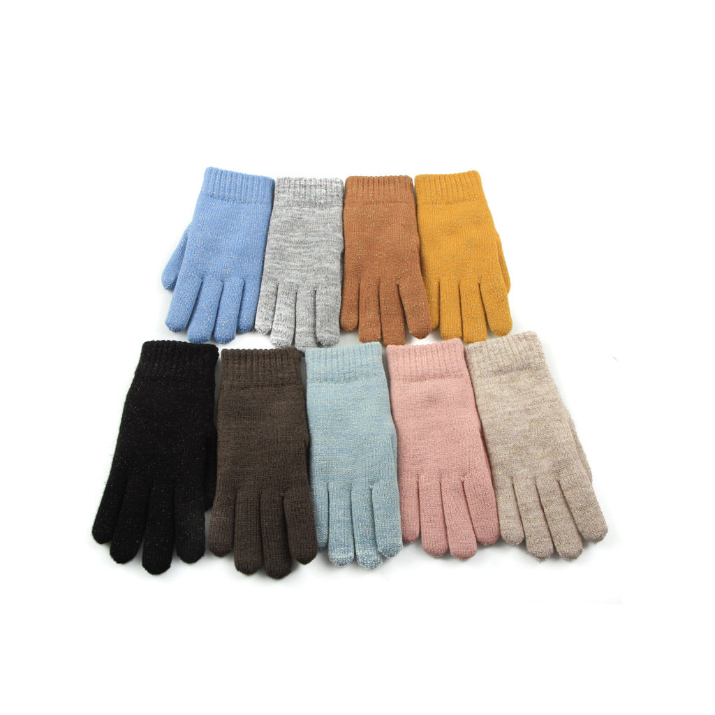 Gloves Ladies Lurex