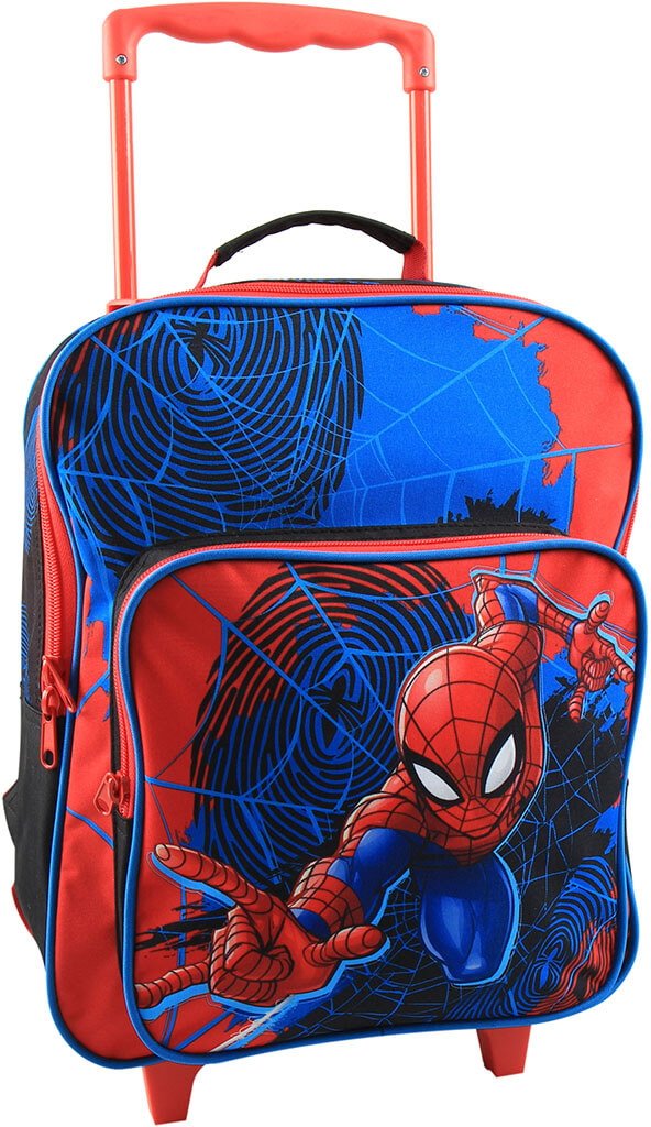 "TROLLEY BACKPACK ""SPIDERMAN"""