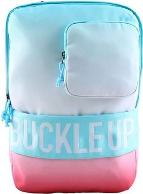 Backpack Buckle Up Achiel Bubblegum