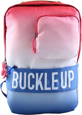Backpack Buckle Up Achiel Paradise Pink