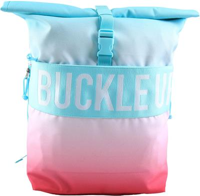 Backpack Buckle Up Alphons Bubblegum