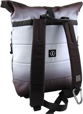 BUCKLE UP BACKPACK ALPHONS SHADOW GREY