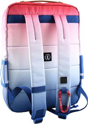 BUCKLE UP BACKPACK ARMAND PARADISE PINK