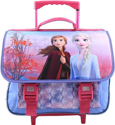 "TROLLEY SCHOOLBAG ""FROZEN"""