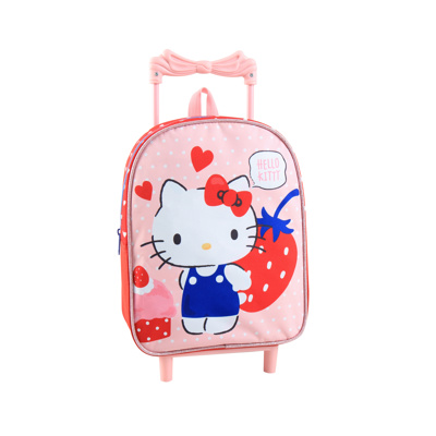 Trolley Backpack Hello Kitty