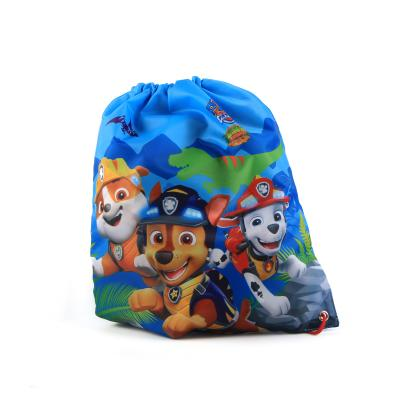 Gym Bag Paw Patrol