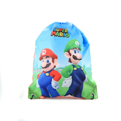 Gym Bag Super Mario
